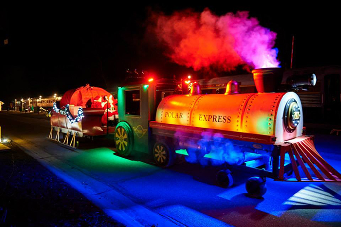 Cvsr 39 s polar express mentioned in usa today cuyahoga for What is the best polar express train ride